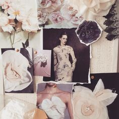 Flower corsage frenzy #Bridal #Bespoke #taradeighton #wedding