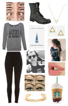 """""""Connor Franta inspired!"""" by mfgsoccer ❤ liked on Polyvore featuring River Island, ASOS, Wanderlust + Co, women's clothing, women's fashion, women, female, woman, misses and juniors"""
