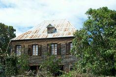 Maison Aubry ou Maison du Docteur Edwards à Saint-Louis île de La Réunion