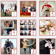 all santas funny card ideas   Do You Go All Out for Holiday Cards, and a Shutterfly Winner