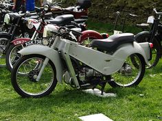 Velocette LE 200cc Motorcycles - 1954 | Flickr - Photo Sharing!