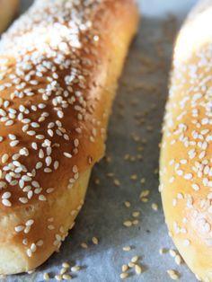 Olive soft bread roll Hamburger, Rolls, Bread, Recipes, Food, Bread Rolls, Rezepte, Essen, Hamburgers