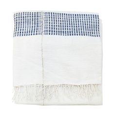 Navy Dots Ethiopian Throw/Beach Blanket – Shoppe by Amber Interiors