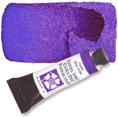 Cobalt Blue Violet (PV19 PB28) 15ml Tube, DANIEL SMITH Extra Fine Watercolor