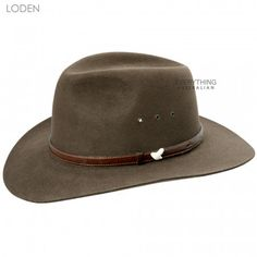 Casual or formal style with a genuine oxblood leather hatband and sharks tooth. Fully lined and shaped, raw edge. Vintage Fashion 1950s, Vintage Hats, Victorian Fashion, Akubra Hats, Plastic In The Sea, Best Suits For Men, Fawn Colour, Hats For Men, Women Hats