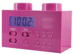 Radio sveglia lego, per gli appassionati #lego #sveglia #casa