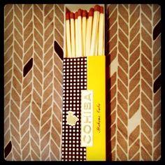 Match box packaging