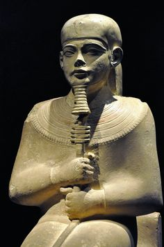 """Ptah - The Intellectual - a deified god-man and genius who reclaimed the land of Egypt after The Great Flood by building dykes and ditches.  Ptah is often associated with the Sumerian creator-god, Enki - ''N' meaning 'Lord' and 'Ki' meaning Earth, ie:  Lord of The Earth, or the """"righteous son"""" of Anu (Cain).  Refer Domain of Man - Living in Truth by Charles N. Pope"""
