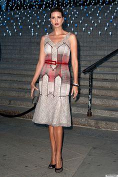 faad45b1dfc Ivanka Trump in Carolina Herrera - love the belt! Ivanka Trump Dress