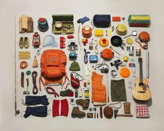 Inspiring Photos of Neatly Arranged Collections make you wanna get up and do stuff!