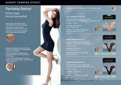 Das Geheimnis perfekter Konturen! Supersoft und mit höchstem Tragekomfort verleihen Ihnen die FORMING EFFECT Produkte durch angenehm modellierende Formingzonen eine schlanke Silhouette. Dank fortschrittlicher 3-D-Qualität bleiben aber auch Ihre femininen Konturen wunderbar erhalten. FORMING EFFECT – genießen Sie Ihre Topform mit Kunert. perfekte Silhouette durch Formingzonen für Bauch, Beine und Po Push-up-Effekt für den Po supersoft und anschmiegsam kein Abzeichnen unter der Kleidung