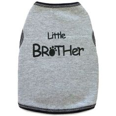 Little Brother Tank | Shilohs Dog Boutique
