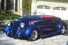 1936 Ford Roadster - Boyd Coddington