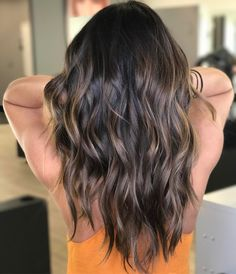 "101 Likes, 4 Comments - A Georgia Balayage Specialist (@hairby_btaylor) on Instagram: ""Cool brunette + piecey bronde babylights ✨. . . . . . . . . . . . . . . . #behindthechair…"""
