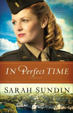 Maureen's Musings: In Perfect Time (Wings of the Nightingale #3) by S...