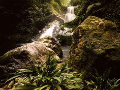 Stunning View Waterfall
