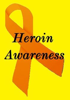 Drug addiction awareness ribbon don t do drugs for Opiate recovery tattoos
