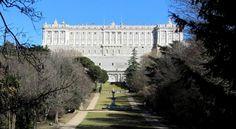 Palacio de Oriente  Campo del Moro, Madrid  http://www.fotoviajero.com