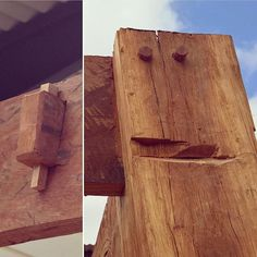 Some little detail shots of Bell Hall Residence; bespoke detailing owner-constructed by hand. Sustainable Design, Sustainable Living, Recycled Brick, Timber Architecture, Rammed Earth, Bespoke, Shots, Detail, Amazing