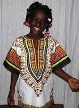 Children African Clothing