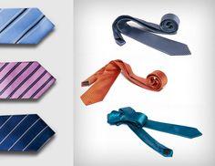 Le nœud de cravate demi-Windsor. #tendances #cravates #mode #homme #pvm #vitrinepvm
