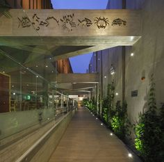 "<3 concreto - Restaurante ""Pescados Capitales"" / GonzalezMoix"