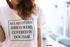 "Aniqa Dreams blogging about #thetreekisser ""Dog Lover"" tee!"
