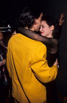 Like, ever.   21 Reasons Johnny Depp And Winona Ryder Should Get Back Together