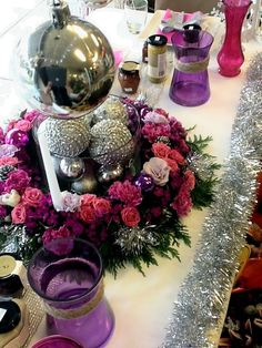 Window display at siloam flowers historic downtown siloam springs image result for christmas windows with flowers mightylinksfo