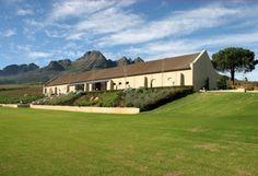 Ernie Els Wines - Tasting room outside Stellenbosch, South Africa