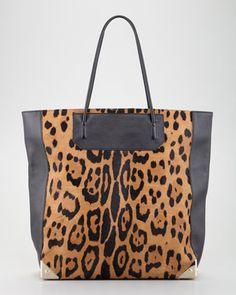 Prisma Calf Hair Tote Bag by Alexander Wang at Neiman Marcus.