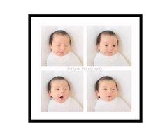 ニューボーンフォトを飾るアイディア | ニューボーンフォト東京出張撮影フォトピア公式ブログ  http://www.newbornphoto.info/
