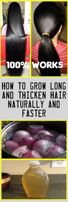 HOW TO GROW LONG AND THICKEN HAIR NATURALLY AND FASTER | MAGICAL HAIR GROWTH TREATMENT 100% WORKS - Healthy Tips World Hair enhances our physical appearance. Issues with hair loss, balding, and thinning is common nowadays and people want to correct it at their earliest convenience. Emotional stress, hormonal imbalance, excessive physical stress, poor hair routine, heredity, using the wrong hair products, allergies, nutritional deficiency, and pollution can cause these issues. Luckily we have…