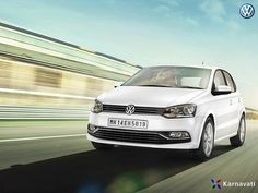 The hugely popular Golf hatchback, and that's also what it feels like to drive- #Volkswagen Polo.