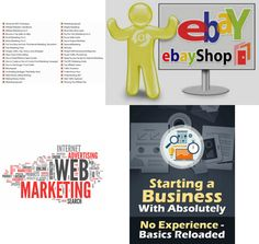 Internet Marketing and Starting Your Own Business 71 (eBooks-PDF files)
