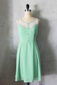 Le Petit Jardin Dress in Sage by Fleet Collection. #dresses #spring #bridesmaids #wedding
