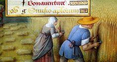 Bourdichon, calendrier ete
