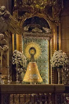 Virgen del Pilar Zaragoza Spain