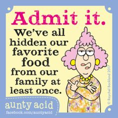 Aunty Acid for 7/1/2017