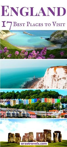 Find some great ideas which places to visit in England, UK. Where to go in Engla… Find some great ideas about which places to visit in England, United Kingdom. Where to travel in England? What to do in England? What to see in England? Best Places To Travel, Cool Places To Visit, Pays Europe, Europe Travel Tips, Travel Info, Travel Destinations, Travel Uk, Travel Goals, European Travel