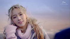 "SNSD Taeyeon natural makeup for ""I"" music video"