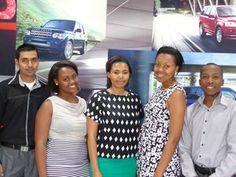 Jaguar Land Rover South Africa Graduates