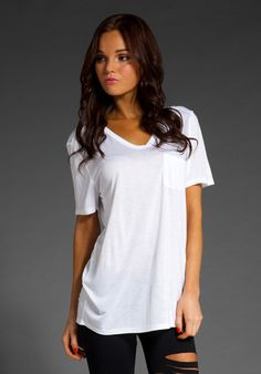 the perfect white shirt. I need about a million of these.
