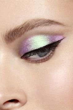 Magnificent Metals Glitter & Glow Liquid Eye Shadow - Mermaid Collection - Stila