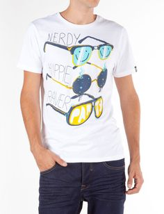 T-SHIRT GRAPHICS - BERSHKA Retail