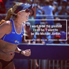 Kerri Walsh Jennings you're already a legend #TeamUSA My Idol!