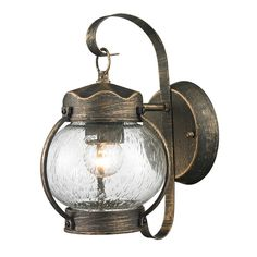 Φαναράκι κλασικό ρομαντικό.. Bronze, Outside World, Sconces, Wall Lights, Lighting, Home Decor, Chandeliers, Appliques, Decoration Home