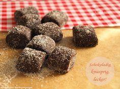 Zauberhaftes Küchenvergnügen: Schokoladentraumstücke mit feinen weihnachtlichen ...