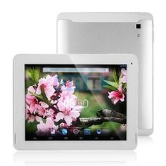 9.7 inch IPS screen, PIPO M6 quad core, Android 4.2.2 OS tablet pc: http://www.ontablets.es/