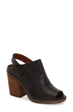 Lucky Brand 'Oleandre' Slingback Sandal (Women) available at #Nordstrom